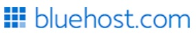 This is an image of Blue host company logo